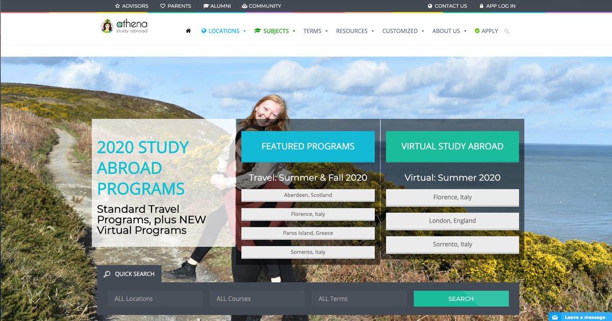 athena-study-abroad