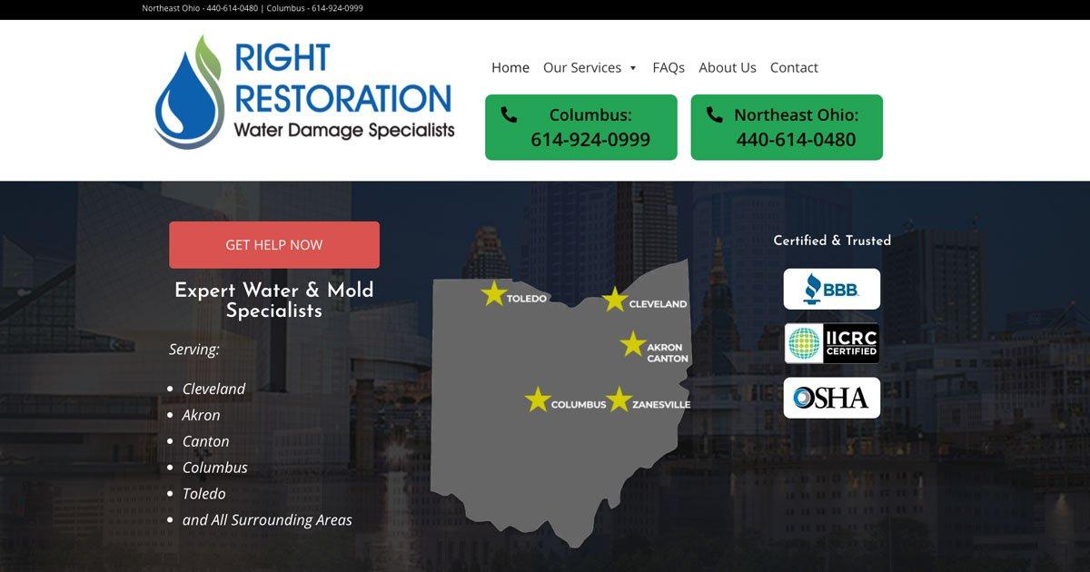 right-restoration